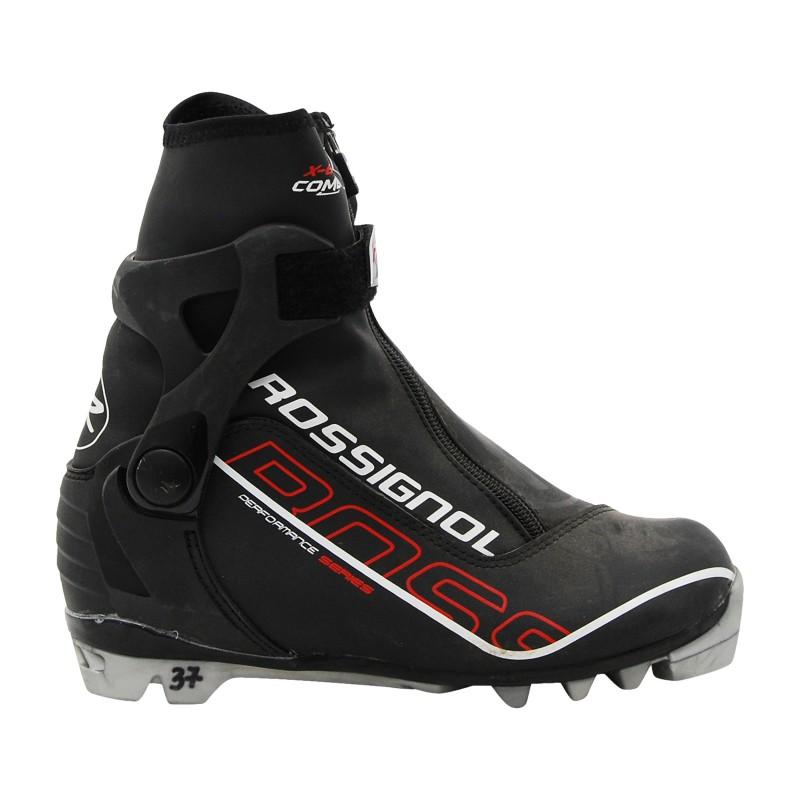 se connecter fréquent économiser jusqu'à 80% Chaussure ski fond skating Rossignol X6 Combi