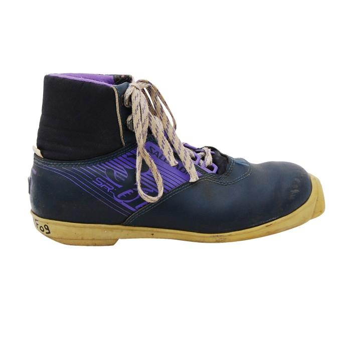 Chaussure ski fond occasion Salomon 3.61 violet