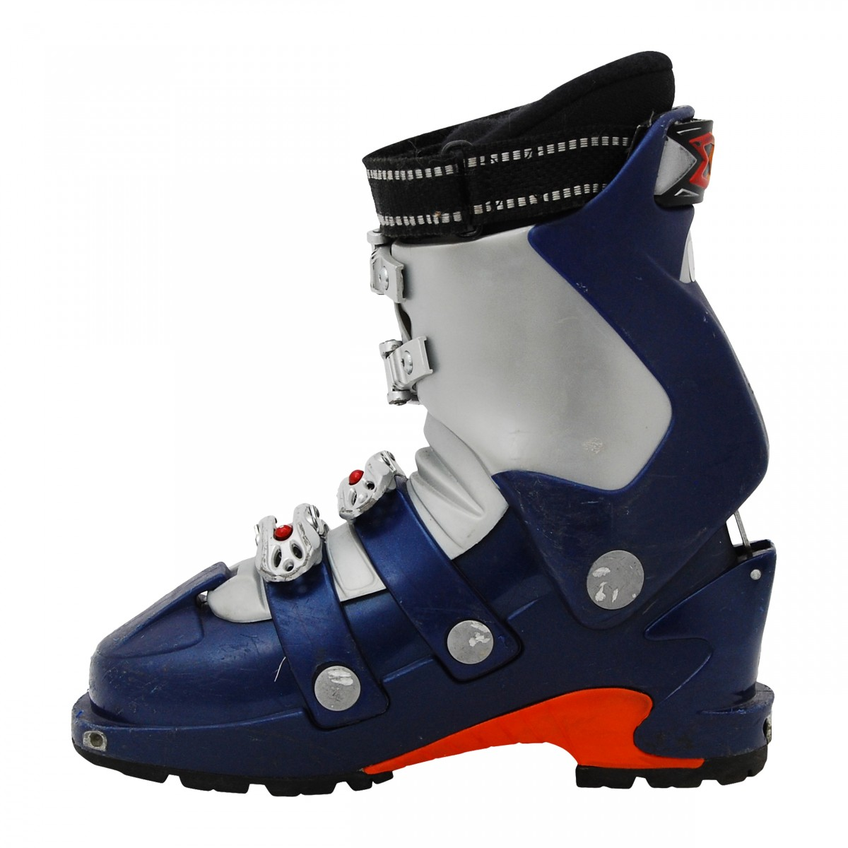 Chaussure-de-ski-rando-occasion-Garmont-Megaride-mg-bleu miniature 4