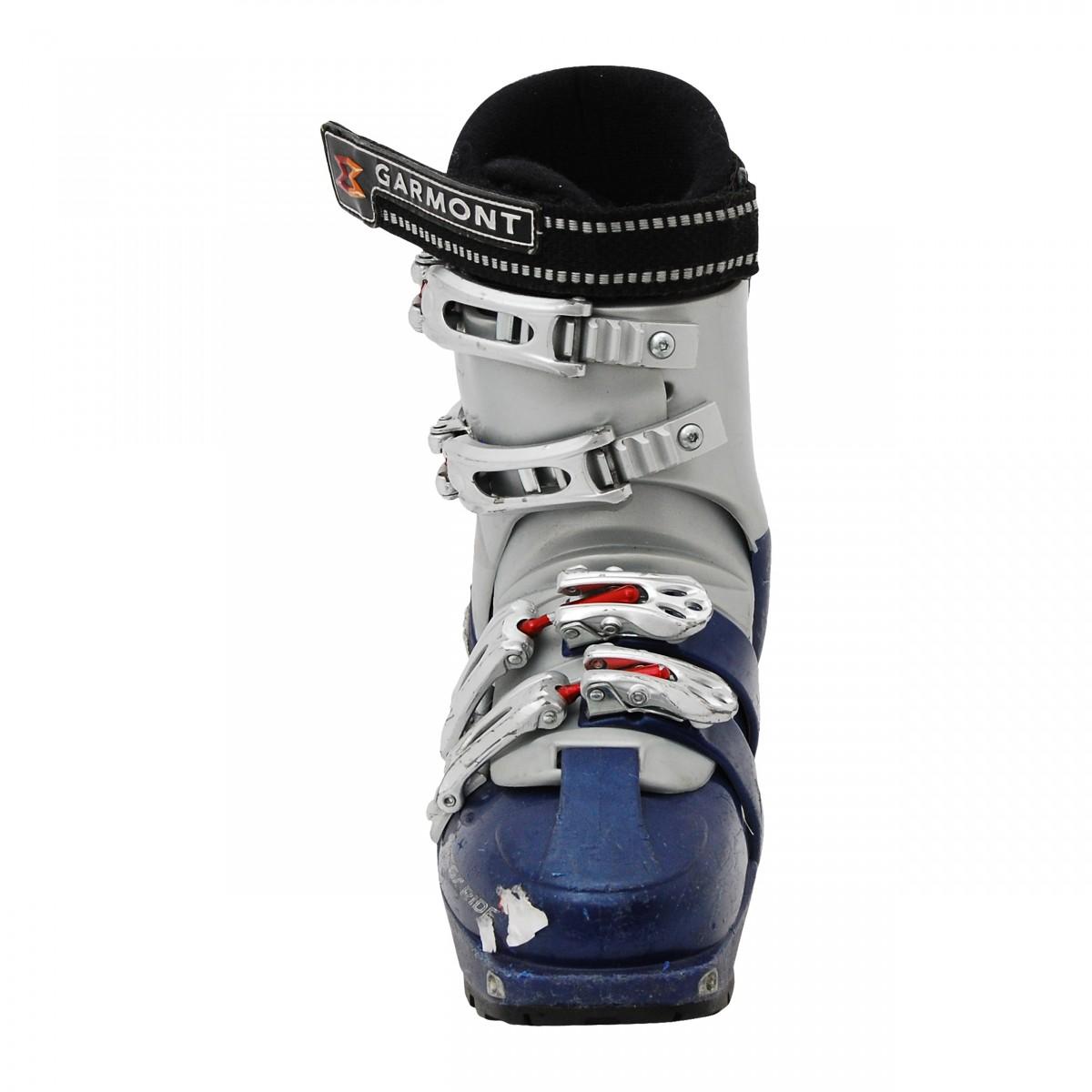 Chaussure-de-ski-rando-occasion-Garmont-Megaride-mg-bleu miniature 5
