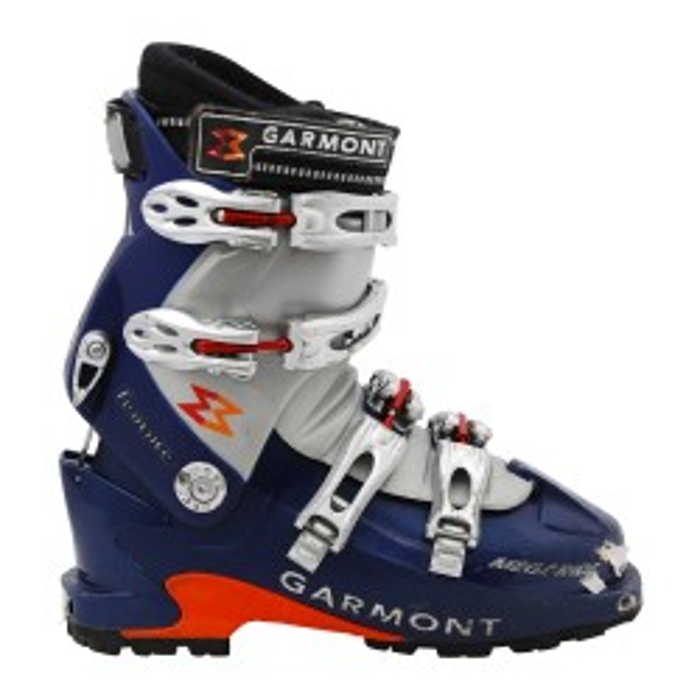 Chaussure de ski rando occasion Garmont Megaride / outrider mg bleu