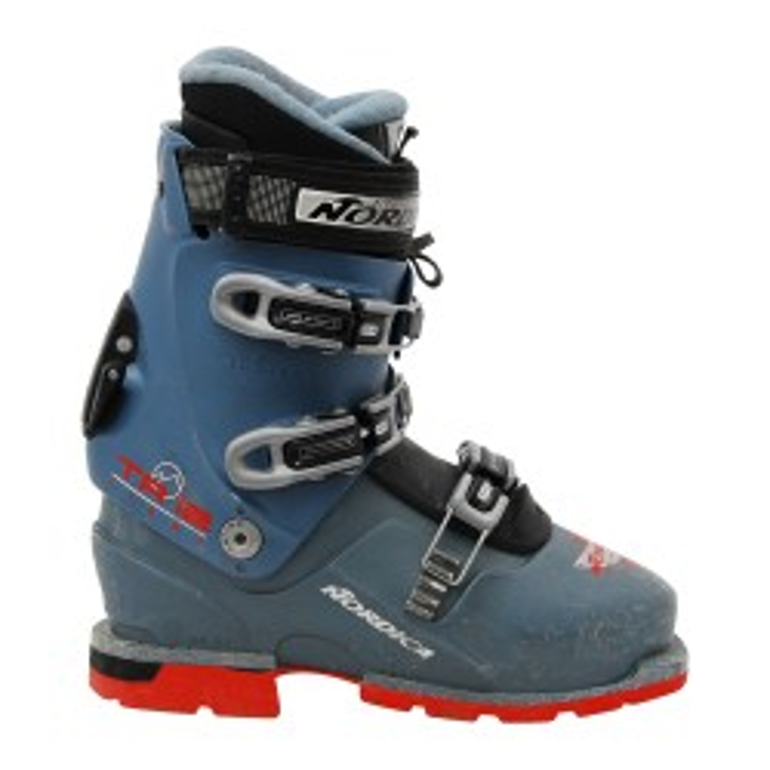 Skischuh wandern Anlass Nordica TR 12 hellblau