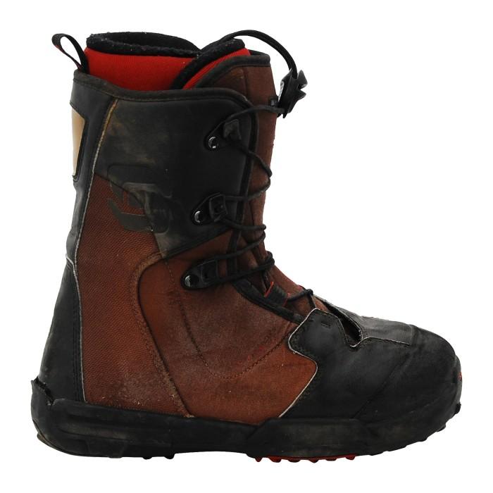 Boots occasion Salomon Kamooks/Maori marron