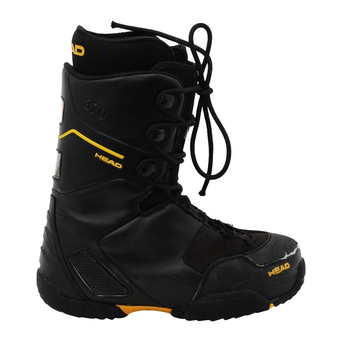 Boots occasion Head 370 Noir