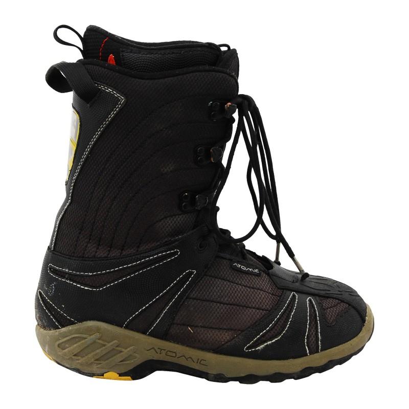 Boots occasion Atomic Piq noir qualité A