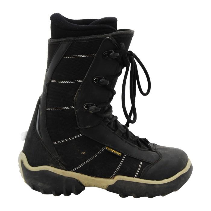 Las botas usadas Dynastar negras