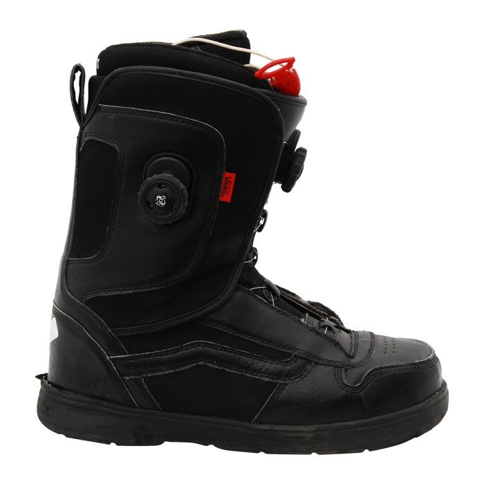 Boots de snowboard occasion Vans Aura