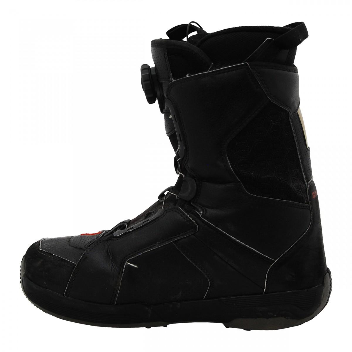 Boots junior Salomon Talapus noirgrisorange Prix pas
