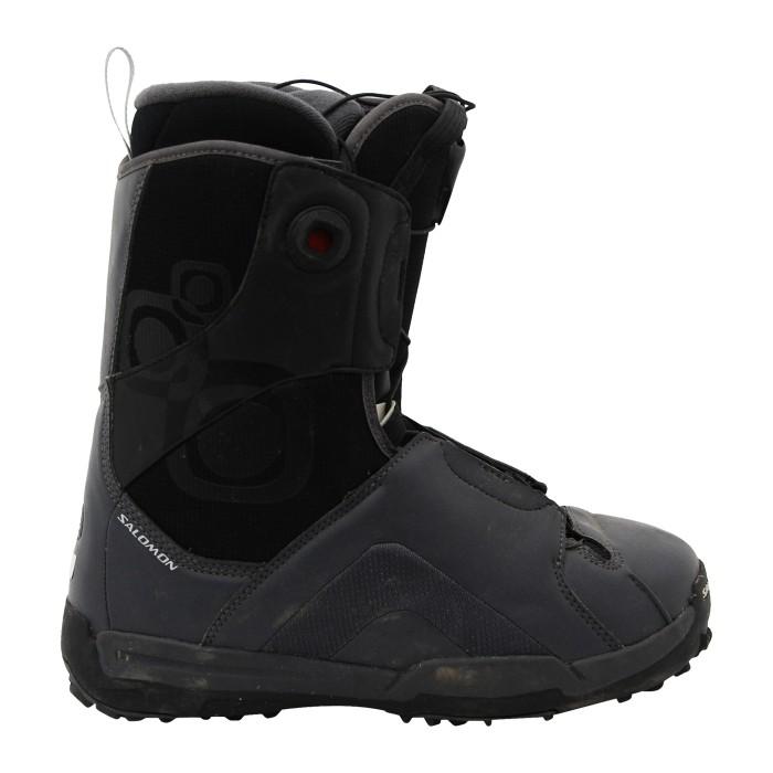 Boots occasion Salomon Vigil gris
