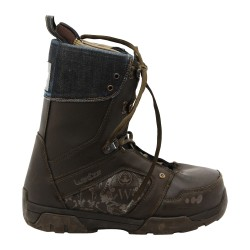 Boots occasion Wed'ze FR6 marron jean