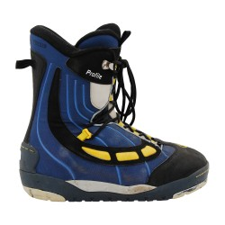 Blue Flow Profile Used Boots