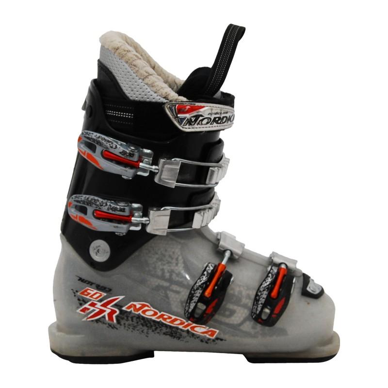 Chaussure de Ski Occasion Junior Nordica Hotrod 60 qualité A