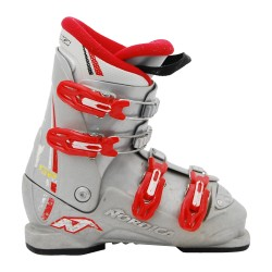 Junior Nordica GP Junior Ski Boot Gray