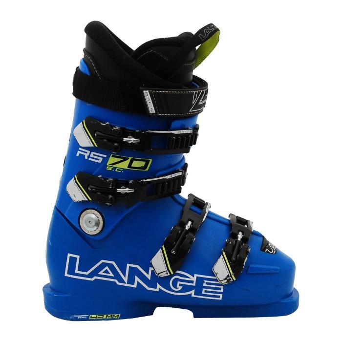 Junior Lange RS 70 Blau Junior Skischuh