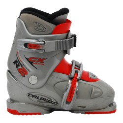 Chaussure de ski occasion junior Dalbello CX R grise