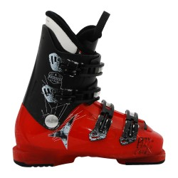Chaussure de Ski Occasion Junior Atomic waymaker JR plus noir/rouge