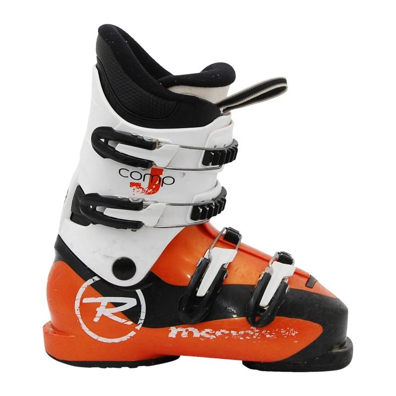 chaussure de ski occasion junior Rossignol comp j qualité A