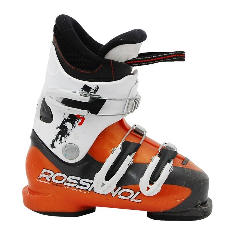 Chaussure de ski occasion junior Rossignol radical J qualité A