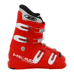 Head Raptor junior ski boot surshape red