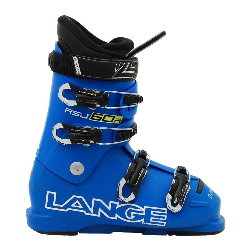Chaussure de ski occasion Lange RSJ 60R qualité A