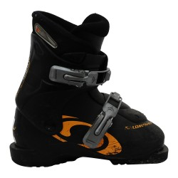 Chaussure ski occasion junior Salomon performa T2 T3 noir