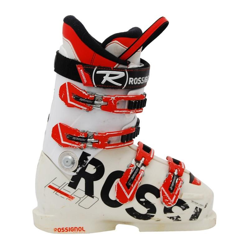 Chaussure de ski occasion junior Rossignol Hero WC 70