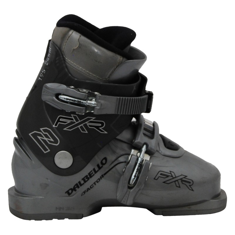 Chaussure de ski occasion junior Dalbello CX R grise