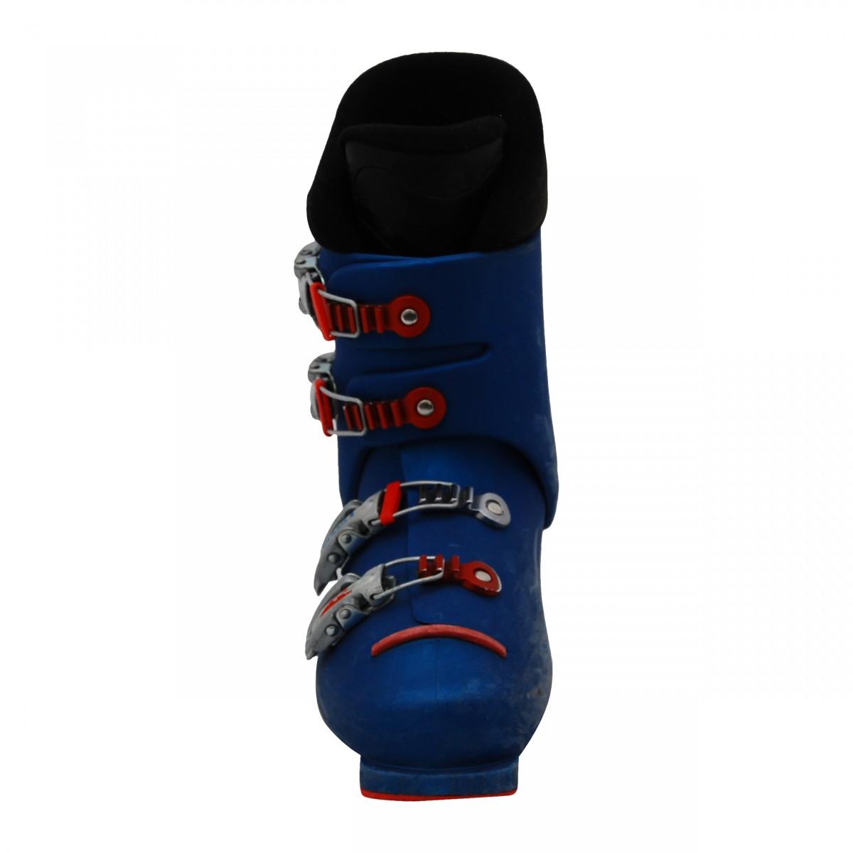 Chaussure de ski occasion Lange Comp 60 team R bleu foncé