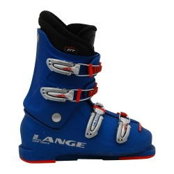Chaussure de ski occasion junior Lange team R