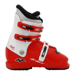 Chaussure de Ski Occasion Junior Nordica GP rouge