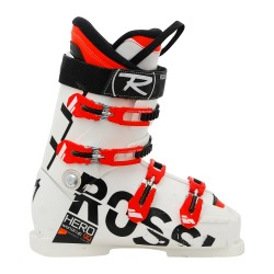 Chaussure de ski occasion junior Rossignol Hero WC 90 racing team