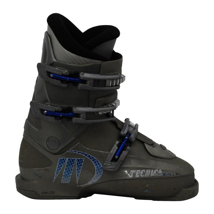 Chaussure de ski Occasion Junior Tecnica rj gris