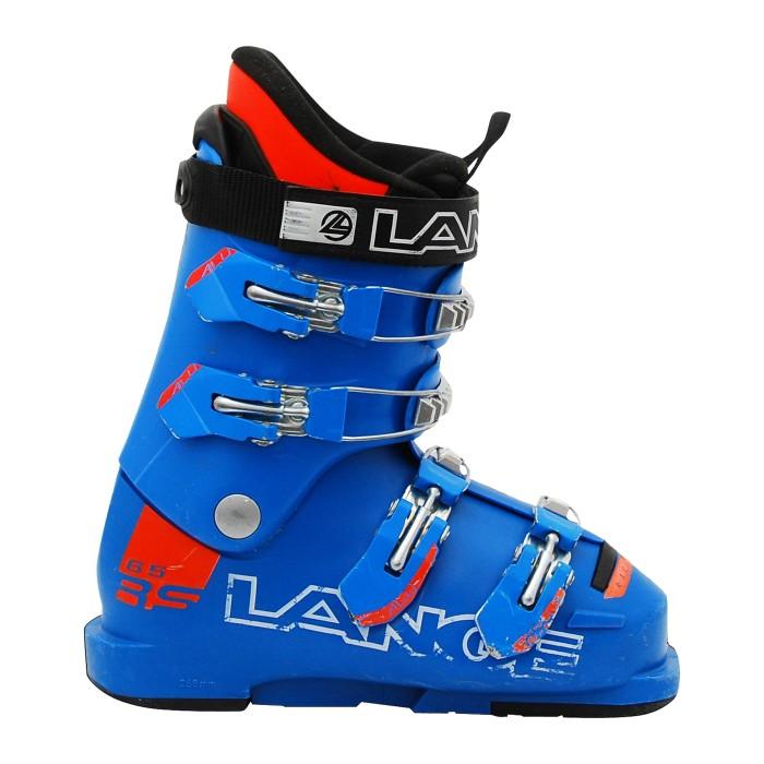 Ski Boot Junior Lange RSJ 65 blue/orange