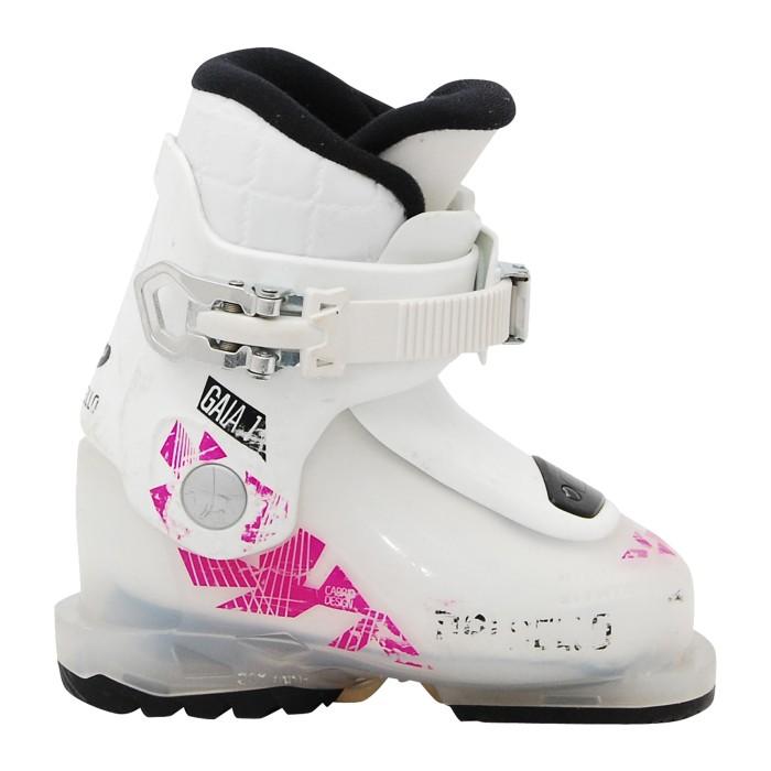 Chaussure de ski occasion Dalbello junior gaia translucide