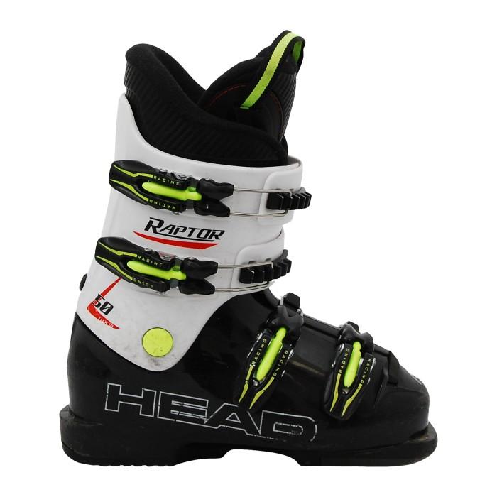 Chaussure de ski occasion junior Head Raptor 50 noir