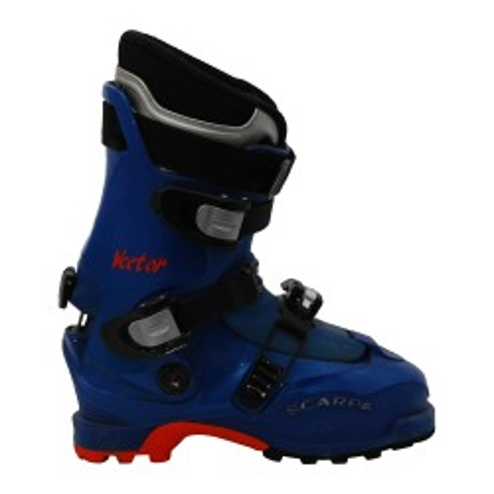 Chaussure ski Rando occasion Scarpa Vector bleu