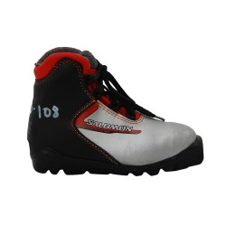 Chaussure ski fond occasion Salomon Junior snowmonster