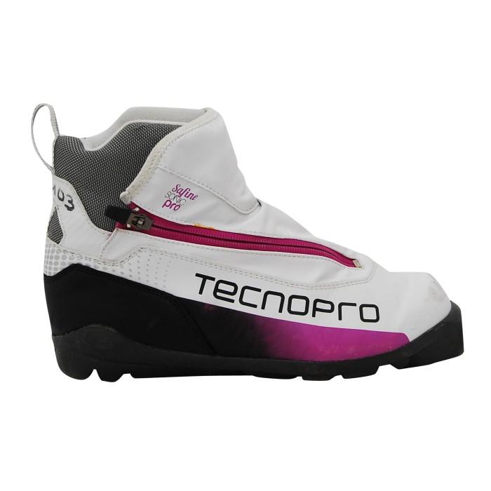 Chaussure ski fond occasion Tecnopro safine sonic pro