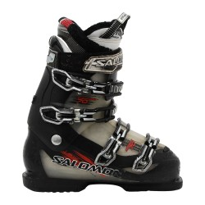 Salomon mission R70 ski boot black / white