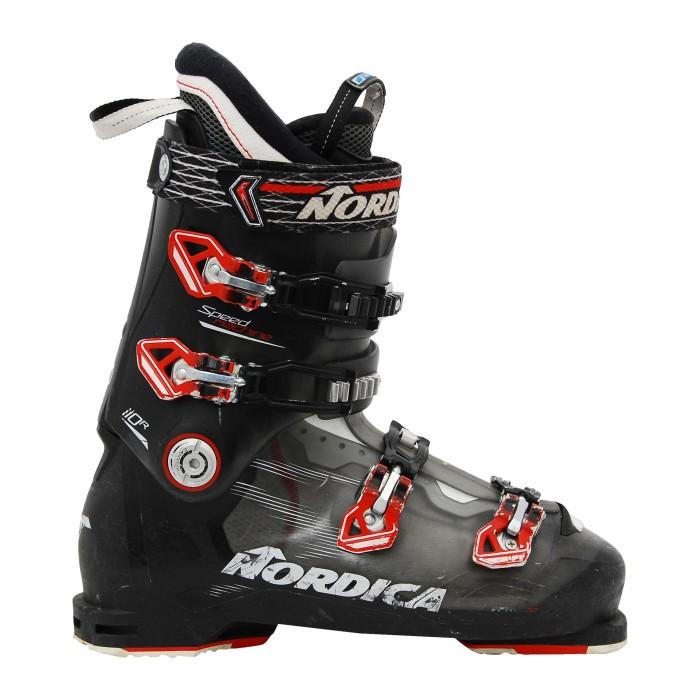 NORDICA Speedmachine 110 alpine ski boot black red