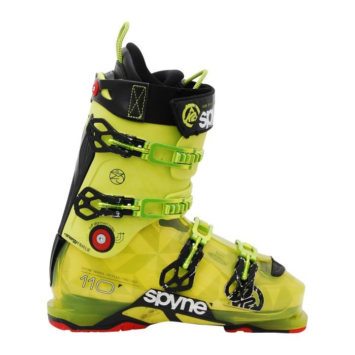 SPYRE 100 women's ski boot white / blue