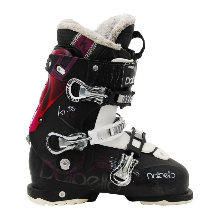 Chaussure de ski occasion Dalbello Kyra 85 noir rose