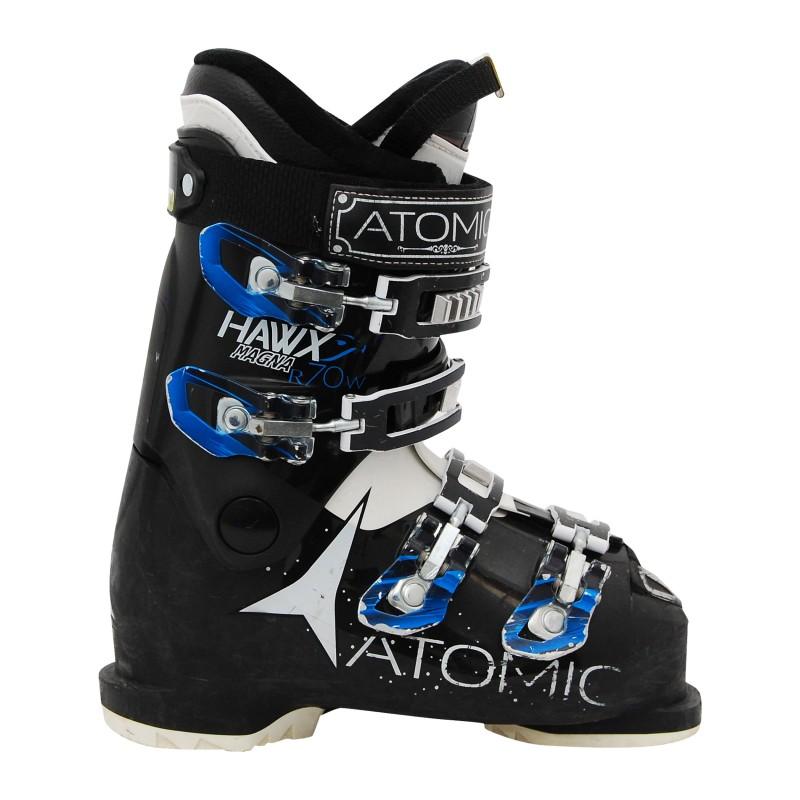 Chaussures de ski occasion Atomic hawx magna R 70w qualité A