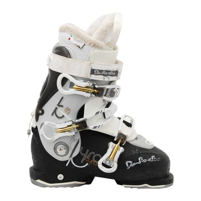 Chaussure de ski occasion Dalbello Kyra 85 noir blanc