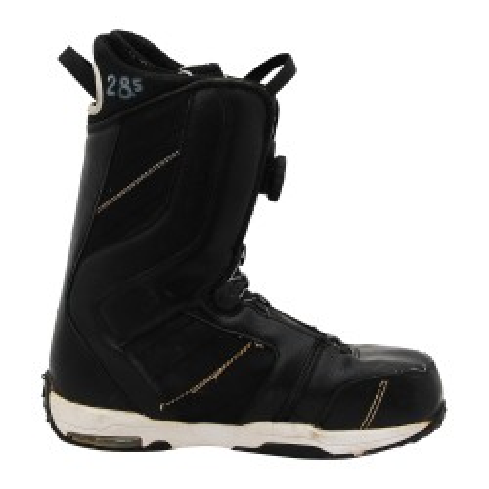 Boots occasion Nidecker Boa noir 2e choix