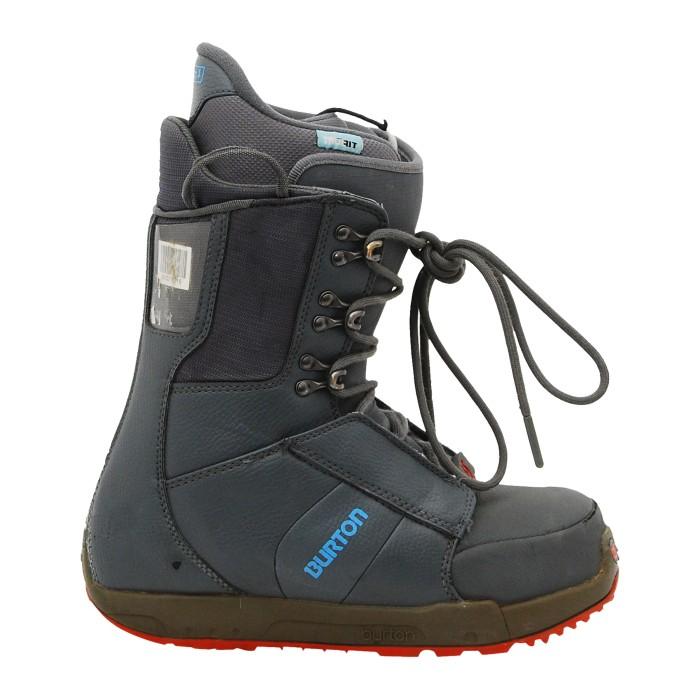 Used snowboard boots Burton Progression women grey