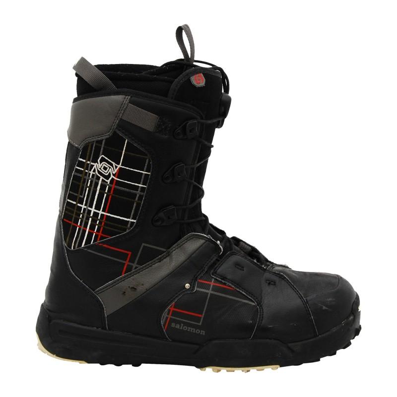 Boots occasion Salomon Kamooks/Symbio/Maori Noir