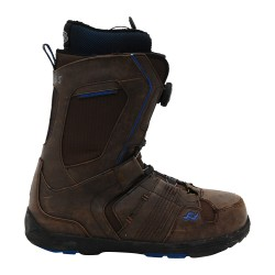 Boots occasion Ride jackson marron