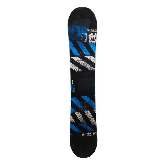Snowboard Anlass Salomon Puls - Befestigung