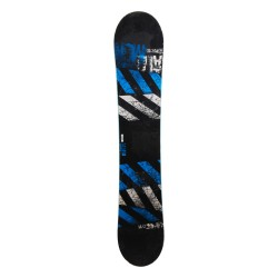 Snowboard occasion Salomon pulse + fixation coque